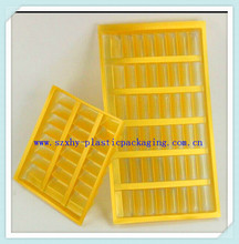 Food grade plastic blister tray for chocolate packaging ,blister tray