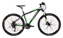 27.5 full suspension carbon mountain bike frame Mountain bike aluminum alloy bike