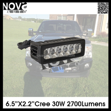 12v 30W Off Road Led Work Light For Jeep Truck Offroad 4WD