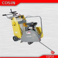 Cosin CQF16 Asphalt Saw,Diamond Concrete Cutter Chain Saw Concrete