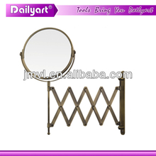 Double Vision Wall Extension hinged mirror doors