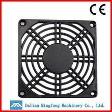 Custom plastic wall exhaust fan net cover
