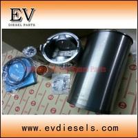 UD diesel engine parts PF6TA PF6 PF6T piston kit with piston ring set