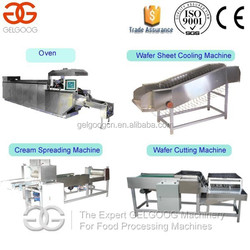 Commercial Automatic Wafer Production Line for Gas Type