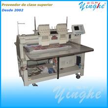 Máquina de bordar para el bordado de prendas