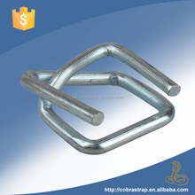 JSB-03 industrial banding metal strap clips for pp strapping tape