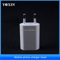 High quality colorful usb wall charger for iphone Wall Charger adapter for ipod/cellphone supplier home charger euro plug