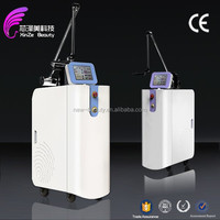 3 years warranty medical CE 1064nm 532nm nd yag laser for all pigment removal birthmark skin mole eye line removal yag laser