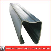 Steel C channel galvanized steel roof panels