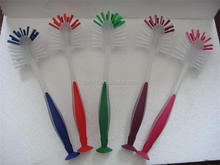 Dish Brush,plastic brush,printing dish brush