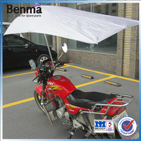 China export good quality waterproof oxford cloth motorcycle/cub/scooter umbrella