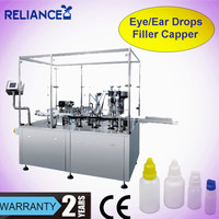 R-VF sterile liquid normal saline eye wash filling machine