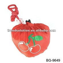 new arrival fancy red promotional shopping drawstring bags