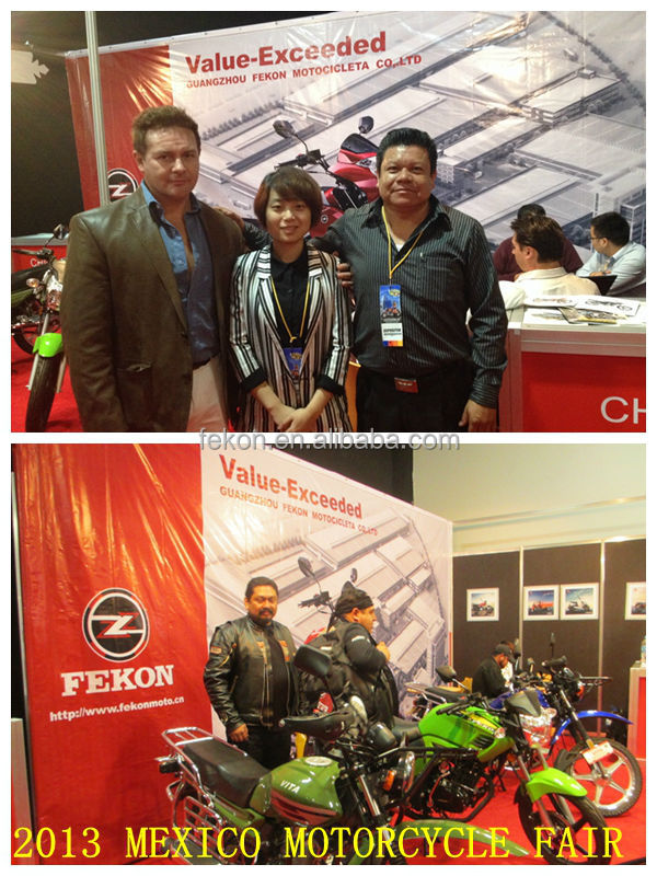 Guangzhou 2014 hot sale motorcycle manufacture fekon