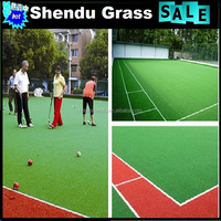 Holland famous sport grass artificial turf for ski