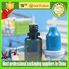rectangle plastic dropper bottle promotional water bottle 15ml plastic bottles