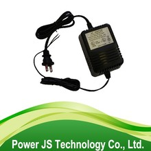 18v ul cul rohs ac adapter 120v 60hz charger linear power supply