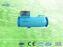 Anti-scaling electronic water processor(EWP) installed on Mian water pipe line