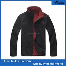 Guangzhou cidade cinza casaco de lã homens
