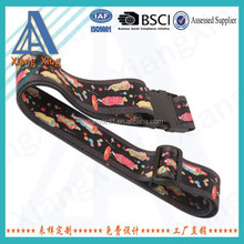 Top Qquality Polyester/Travel/polyester Luggage Bag Belt/luggage belt with custom logo