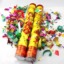 Cheap price wedding celebration poppers wholesale