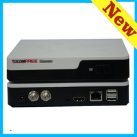 Best satellite tv decoder /tocomfree s928s with iks sks free for South America