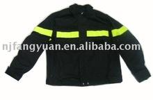 Workwear segurança em protex tecido com EN531