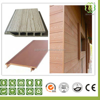 wpc wood plastic composite particle board siding panel