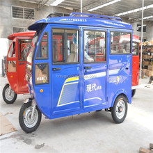 2015 Cargo and Passenger Three Wheel Motor Scooter with Cabin