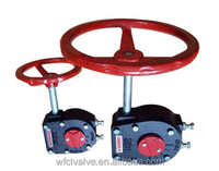 worm gearbox for valve with nice price