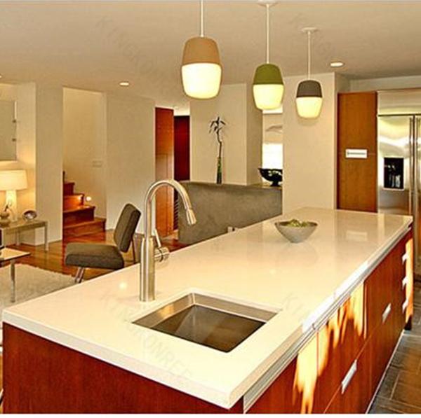 Kitchen Countertops Eugene Oregon: Top Grade Stone Quartz Commercial Kitchen Room Countertop