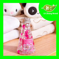 2015 New Design Fragrance Deodorizer Crystal Beads Air Freshener/Special Flavoring Agent