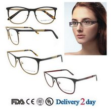 2015 hotsell women men fluorescent frame glasses printing with spring hinge