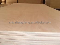 Outdoor Usage 4'x8' Plywood commercial plywood/furniture plywood china export dubai