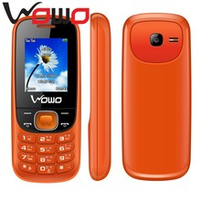 Cheapest Mobile Phones 1.77 inch FM Radio dual Sim Cell Phones Factory Price Bar Phone