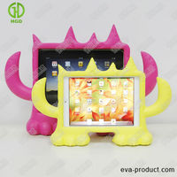Hot selling !!! iMonster design custom apple case for ipad5 for kids/toddlers/school student