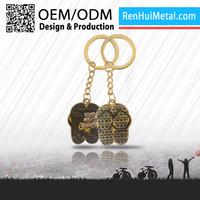 Wholesale custom promotional keychain