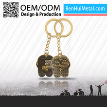 Wholesale custom promotional keychain