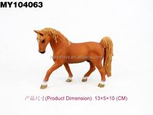 Cheapest farm horse plastic toys realistic farm animal figurines toys designer farm horse plastic toys