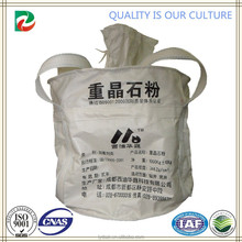 pp double layer super sack for barite