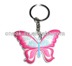 Shenzhen factory soft pvc key chain supplies