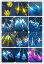 christmas light bulb covers / string light bulb covers / christmas lights ornaments