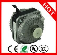Ac motores de polo sombreado condensador del motor del ventilador