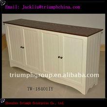 wooden buffet cabinet
