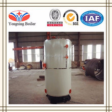 Eco-friendly and Vertical Industrial Gas/Diesel Fired Steam Boiler for Sale
