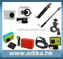 Wholesale xiaomi yi accessories, camera accessories xiaomi yi action camera