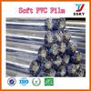 Super transparent soft pvc plastic sheet protective film in roll