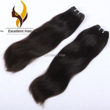 16 inches straight indian remy hair extensions 100% virgin temple hair