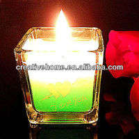 Lily Essential Oils Aromatherapy Candles Romantic Creativity Candle Smoke-free Candle Lighter