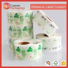 Custompackagings Folral printing private label essential oils